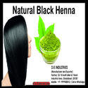Natural Henna Allergy Free Black Hair Color Cover Gray Hair