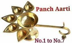 Panch Aarti Diya