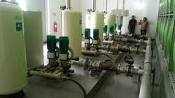 Hydro Pneumatic Pressure Booster