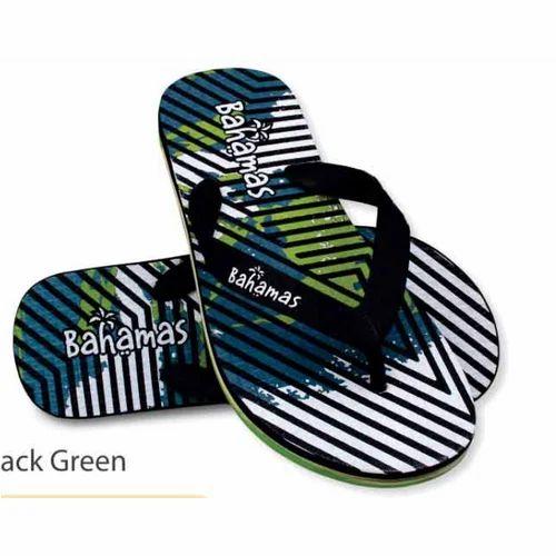 95d79188b6e83d Men Bahamas Printed Slippers