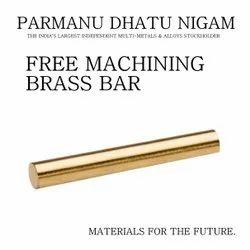 Free Machining Brass Bar