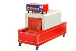 Compact Shrink Wrapping Machine