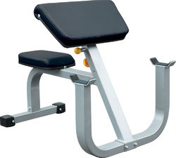 Non Weight Machines Cosco Seated Arm Curl CS8