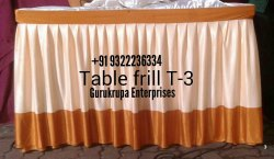 Buffet Table Frill