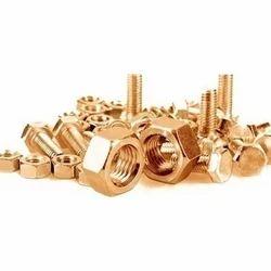 Cupro Nickel Fasteners