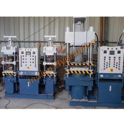 Rubber Compression Molding Presses