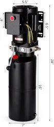 Hydraulic Power Unit 2200W Car Lift Hydraulic