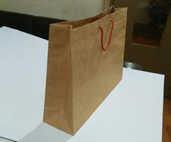 Craft paper bag big siz shoping bag