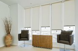 Unik Industries PVC Window Roller Blind