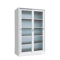 Sliding Door Filing Cabinet