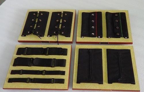 IMI -1523 Dressing Frame Set (consist Of Four Frames), For Clinical ...