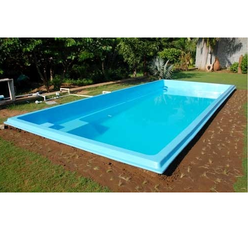 FRP Swimming Pools for Resorts