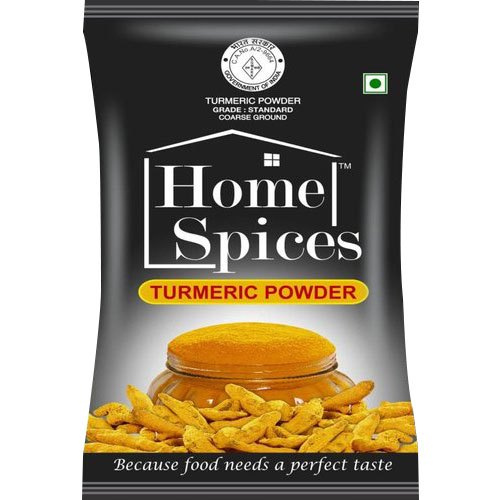 Home Spices Turmeric Powder