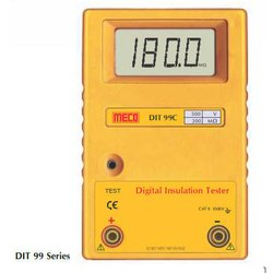 Meco DIT 99 Series Insulation Tester