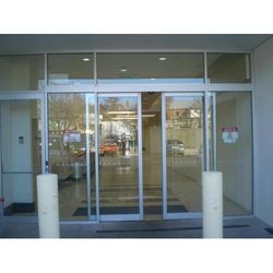 Automatic Glass Door Sensor Glass Door Latest Price
