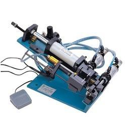 Standard Electric Pneumatic Wire Stripping Machine, Automation Grade: Automatic, Model Name/Number: Pwz 310