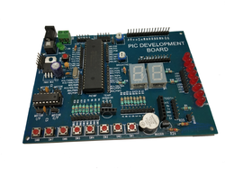 PIC Microcontroller Controller Development Board & PIC Kit-2 Programmer Combo