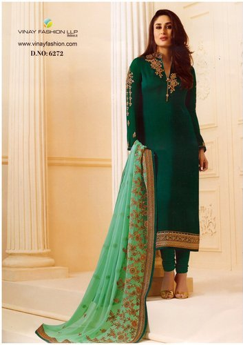 ffa8b5c899 Mix Colors Embroidered Kareena Vinay Kaseesh Vol-3 Party Wear Salwar Kameez