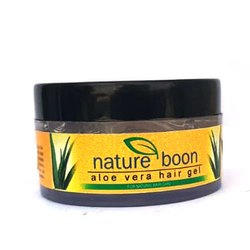 Nature Boon Aloe Vera Hair Gel, Packaging Size: 50 g