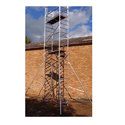 Standard Upto 13 Meters Mobile Scaffold Tower