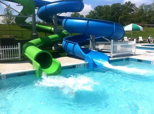 Swimming Pool Games - Golf Post Exporter from New Delhi