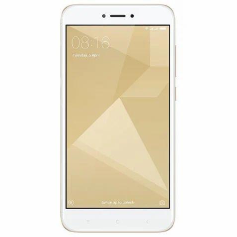 Gold Redmi 4 3 GB RAM Mobile, Redmi 4 3GB | ID: 16365371373