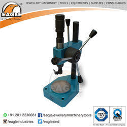 Jewellery Stamping Machine