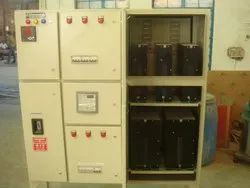 Three Phase Juhi Electricals Automatic Power Factor Control Panel, 11kv, for Industrial