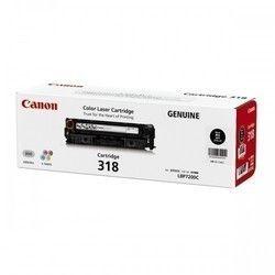 Canon 318 Black Toner Cartridge