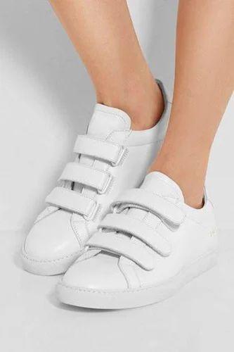 Women Velcro Sneakers, Size: 36-41, Rs
