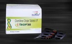 Clomifene Citrate 50 &  100 mg