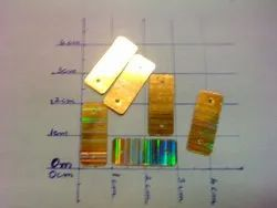 Rectangle Sequins 20 x 8 mm