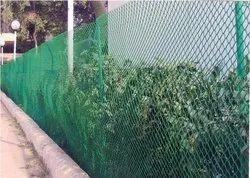 Plastic Perimeter Fencing Net