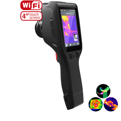 Intelligent Thermographic IR Camera KT-400
