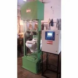 Load Testing Machine For ceramic Commode