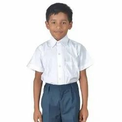 Gala Cotton, Terrycot Boys School Uniform, Size: 22 to 44 number