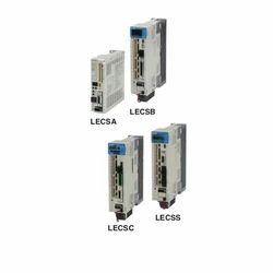 SMC AC Servo Motor Controller (Pulse Input Type) LECS