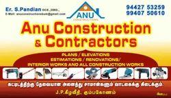 ANU construction & contractors