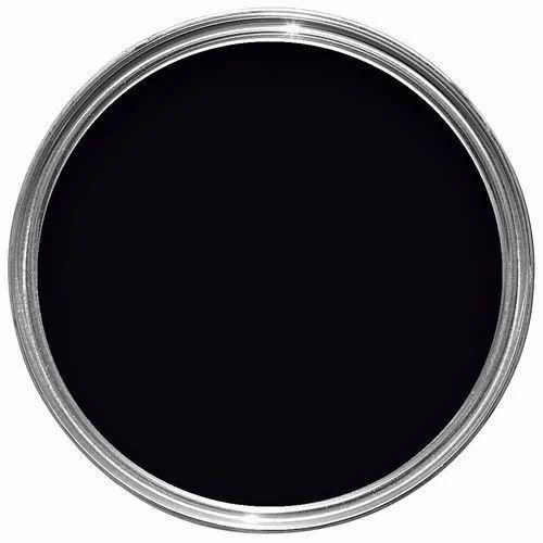 Epoxy Matte Black Paint