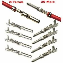 Leaded Standard Crimping Pins
