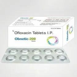 200 mg Ofloxacin Tablets