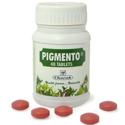 Pigmento Tablets, Packaging Size: 40 Tablets, Grade Standard: Medicine Grade