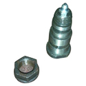 Gear Head Pin And Nut