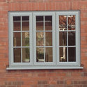 Designer UPVC Casement Window