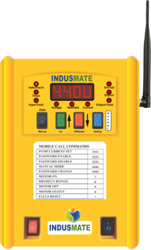 Automatic GSM and Automation System - Mobile Motor Starter