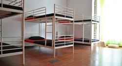 Hostel Bunk Beds without Box, Warranty: 1 Year