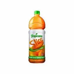 Soft Drink Mango Slice Cold Drink, Packaging Size: 600 ml, Liquid