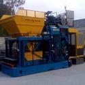 Mcgirr Engineering Hardox Steel Mobile Concrete Block Making Machine