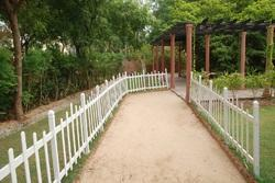 PVC Fencing and Tree Guard
