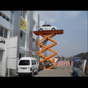Hydro Stainless Steel Hydraulic Scissors Car Lift